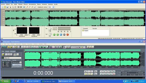 digitalización de cassettes de audio