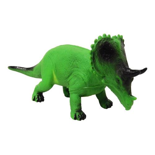 dinosaurio de goma con rugido 26x14 - hay de todo!