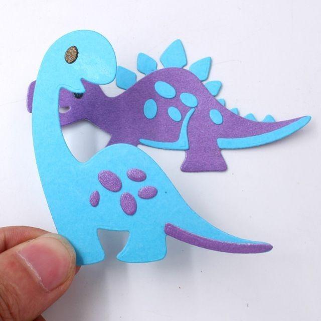 Dinosaurio formas en goma eva y cartulina decoraciones - Formas goma eva ...