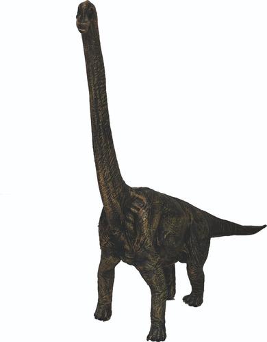 dinosaurio gigante brachiosaurio 65cm de altura clic shop