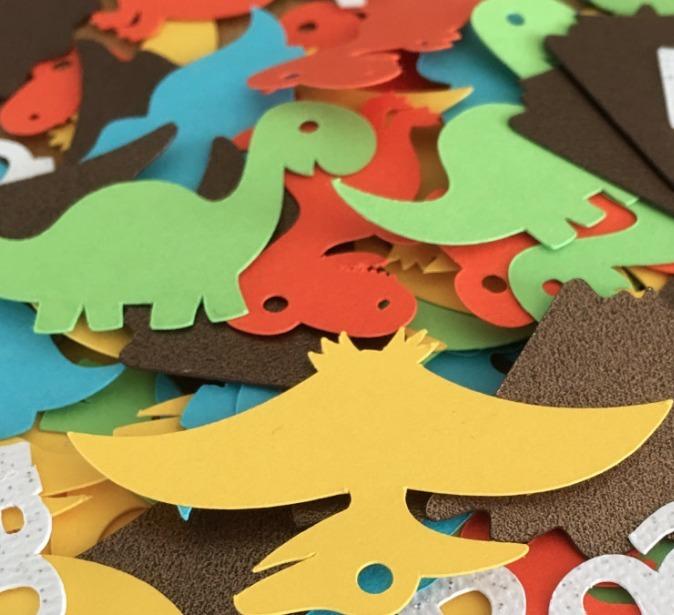 Dinosaurios formas en cartulina o goma eva decoraciones - Formas goma eva ...
