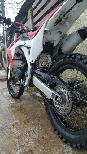 dirty crx 250