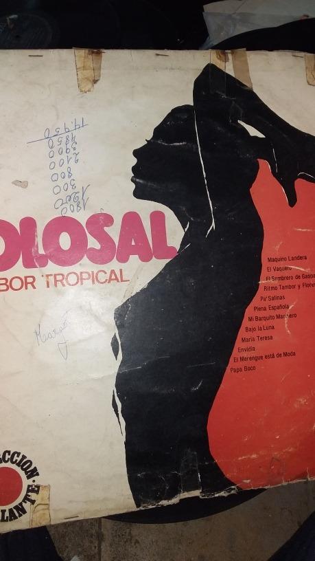 3ec24a5a0 Disco De Colosal - Sabor Tropical Varios Artistas -   100