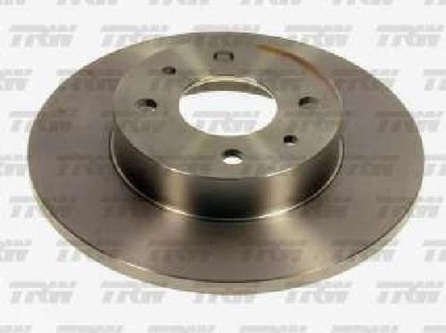 disco de freno fiat tipo 1.6/cinquecento/marea 2.0/2.4