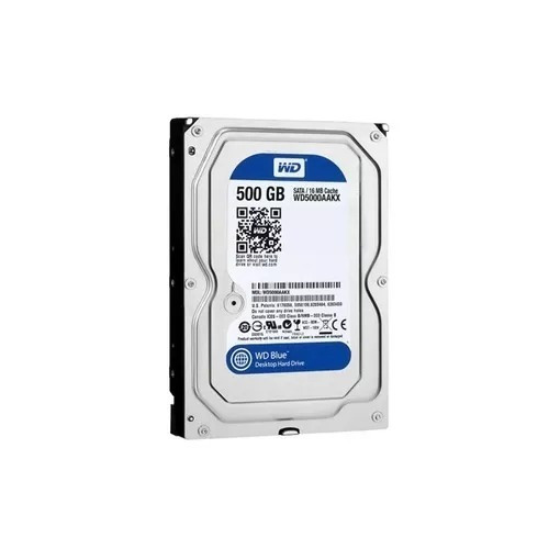 disco duro wd 500gb blue.. sin uso. nuevo en blister!! sata