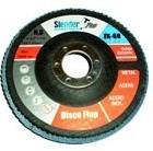disco flap 115m metal/ ac.inox./acero slender gr100 herracor