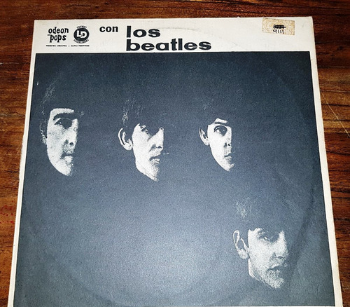 disco los beatles album with the beatles