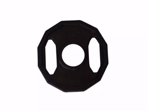 disco olímpico goma athletic 1,25 kg. con agarradera