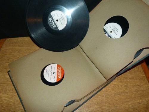 discos vinilo pasta