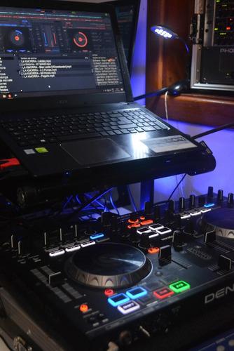 discoteca audio iluminación dj`s pista led pantalla