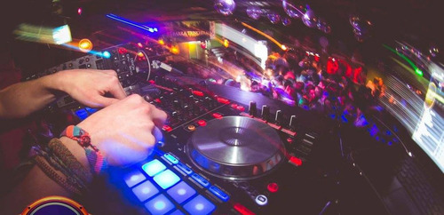discoteca ( audio luces dj) fiestas eventos bodas cumpleaños