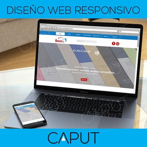 diseño web - diseño gráfico - imagen corporativa - impresión