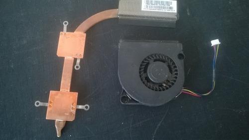 disipador y ventilador asus eee pc 1201pn