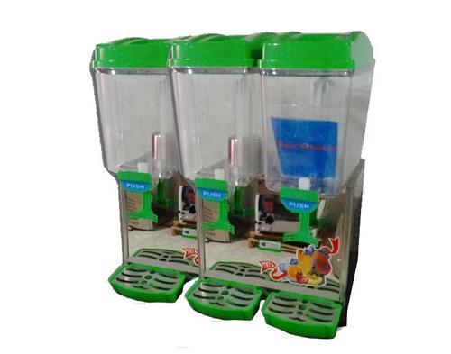 dispensador de jugo 3 vasos