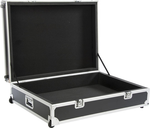 displays2go equipment shipping   storage case with