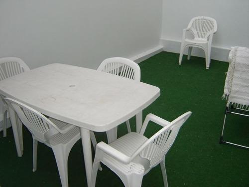 divino apartamento con patio!!!!!!
