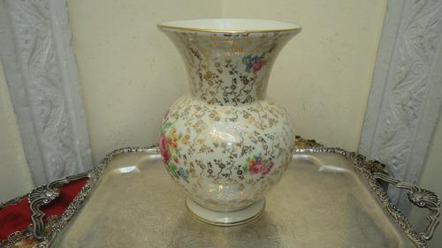 divino florero jarron porcelana bavaria antiguo miralo