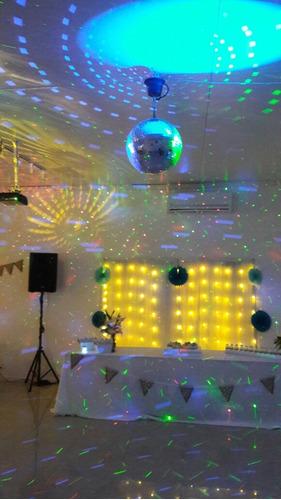 dj profesional fiestas & eventos- discoteca audio & luces