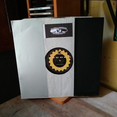 dmc world dj champinship (techno trance) ultra raro 100% lea