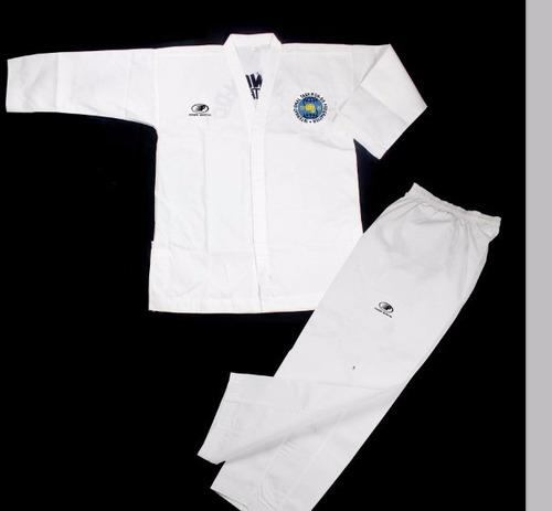 dobok de taekwondo itf importado talle niño