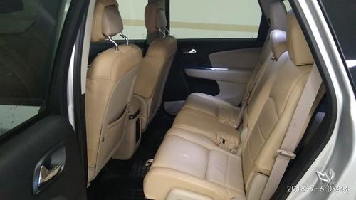 dodge journey 3.6 cc, asientos de cuero, descuenta iva