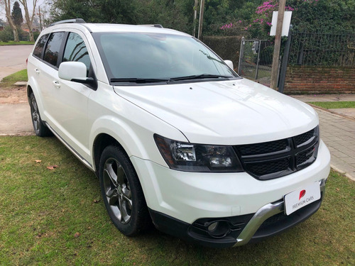 dodge journey 3.6 crossroad automática, 3 filas de asientos