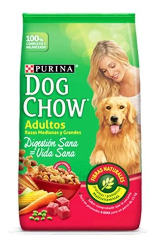 dog chow adulto 21+ el mejor precio $1690envio