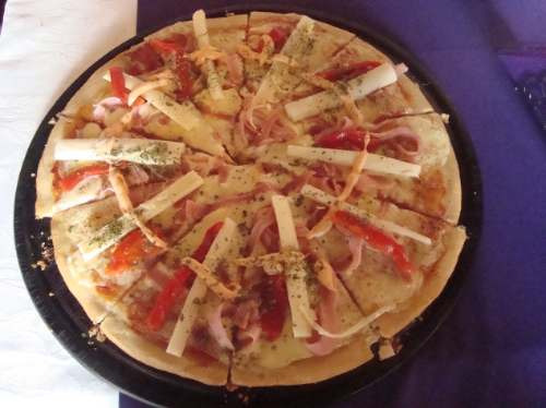 dolce cuore - pizza party catering para eventos