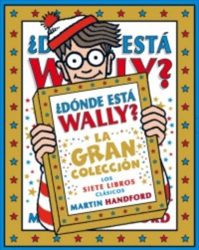 donde esta wally? la gran coleccion - handford, martin