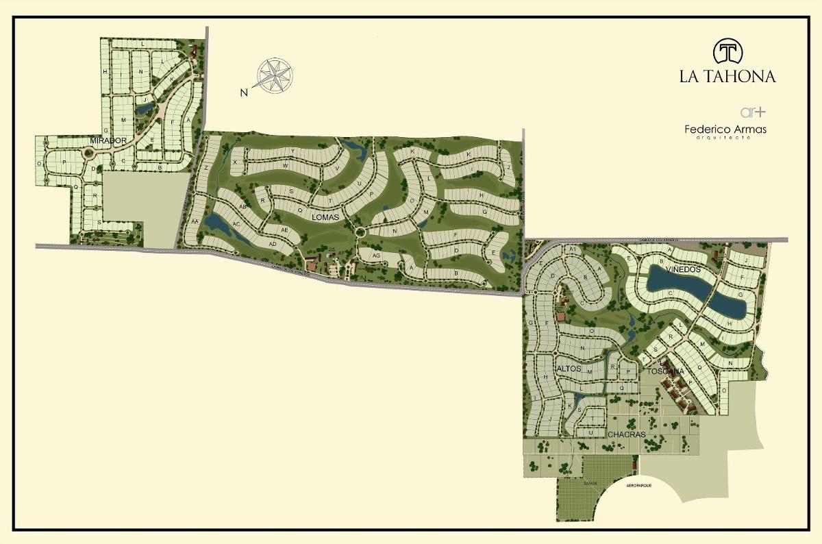 dos terrenos frente al lago - viñedos de la tahona
