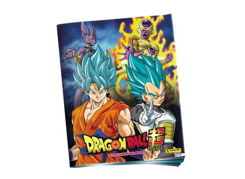 dragon ball super - 30 sobres + album obsequio