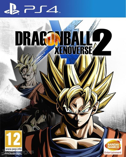 dragon ball xenoverse 2 ps4 físico y sellado
