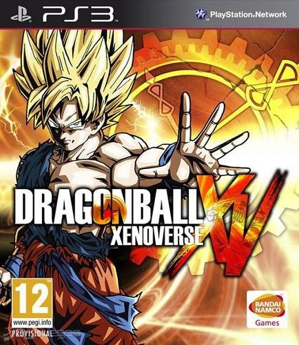 dragon ball xenoverse - ps3 digital original entrega rápida!