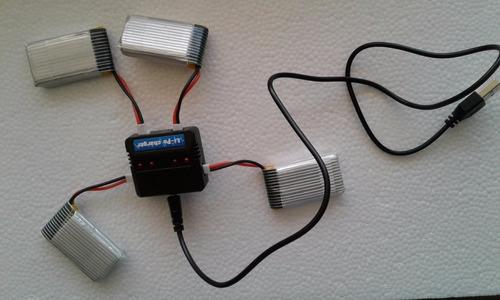 drone baterias dron