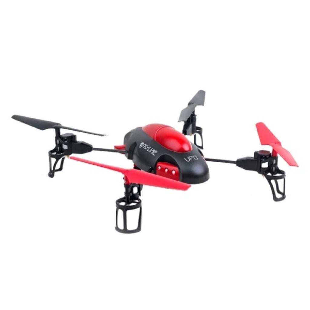 Drone Cuadricoptero Axis Yd 719c Con Camara 2gb Control Us 7900 Cargando Zoom