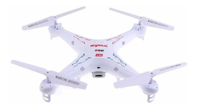 3c673b9f72e Drone Dron Syma 2.4g X5c Con Camara Hd Ph Ventas - $ 3.300,00 en ...