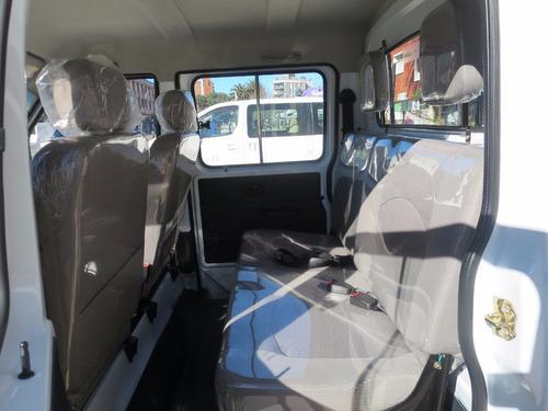 dsfk doble cabina serie c32 motor 1.5 con aire y direccion