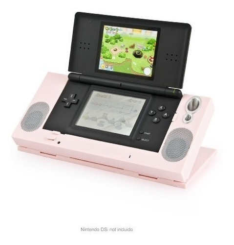dsi pink portable speaker