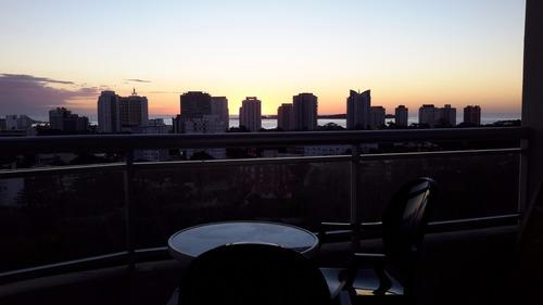dueño alquila temporal, alta gama ,balcon,  bella vista 180ª