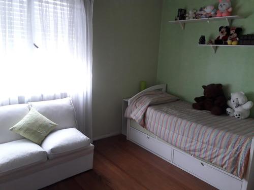dueño vende 3 dorm + serv + garage x 2 !!