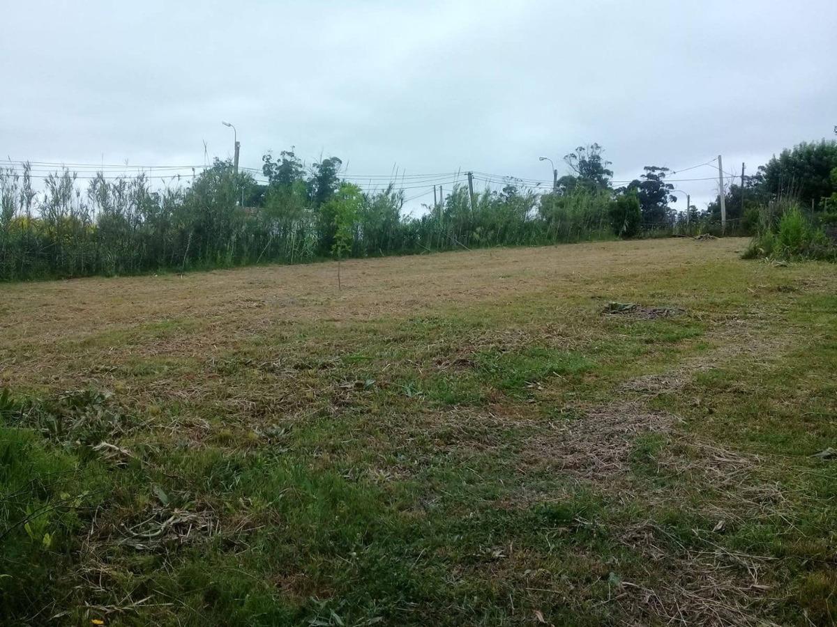 dueño vende terreno con mejoras