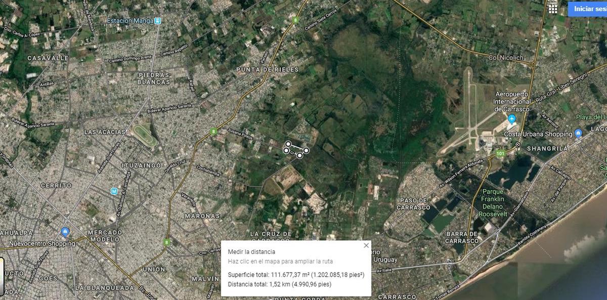 dueño vende terreno en  nueva zona logística y alto transito