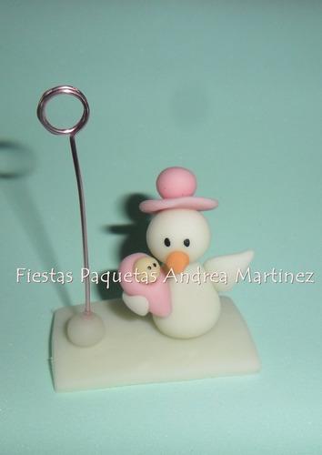 dulces cigueñas nacimientos baby shower