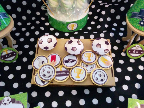 dulces cumpleaños mesa