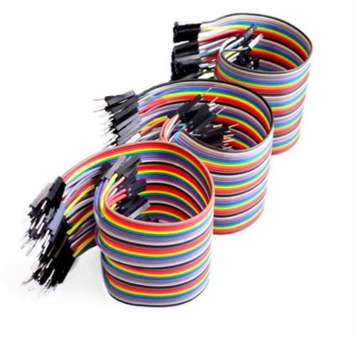 dupont-cables para arduino 10 unidades