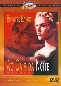 dvd ao cair da noite brigitte bardot