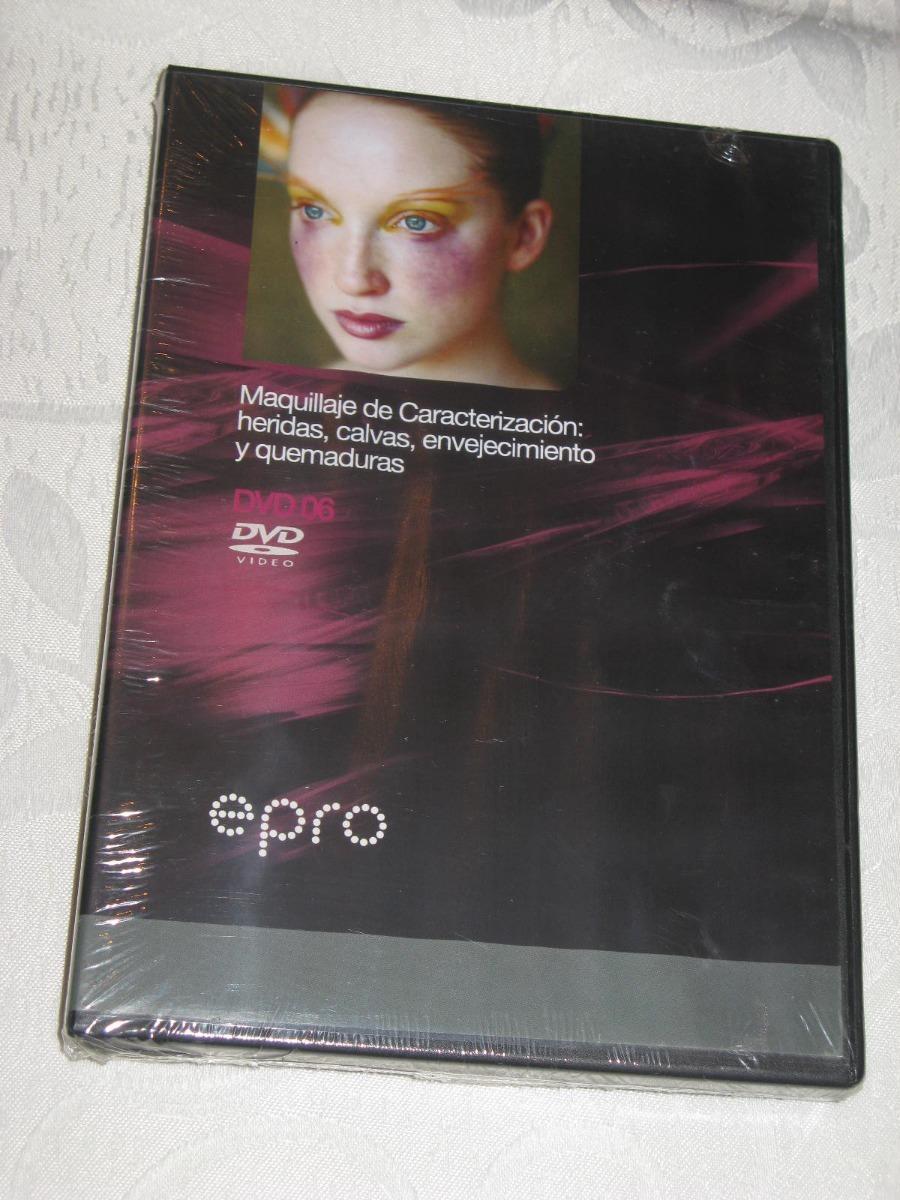 352c6bda0 Dvd Curso De Maquillaje Profesional - $ 18.000,00 en Mercado Libre