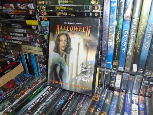 dvd halloween ii terror john carpenter