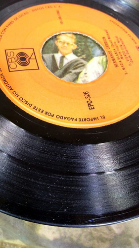 e186 hermanos carrion rosas rojas 45 rpm ep