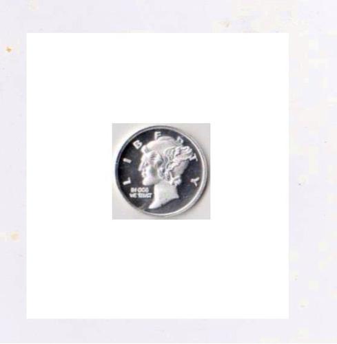 eb+ lote de 2 minimonedas en plata - las de las fotos
